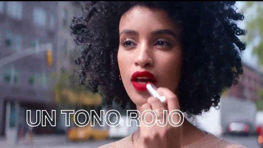 Maybelline New York Color Sensational Made for All Lipstick TV Commercial, 'Sensacional en todas'