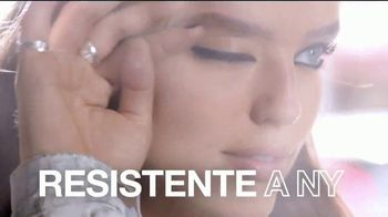 Maybelline New York Tattoo Studio Gel Pencil TV Spot, 'Resistente a NY' [Spanish]