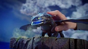 How To Train Your Dragon Fire Breathing Toothless TV Spot, 'Dragon Blast' - Thumbnail 9