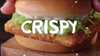 Jack in the Box $4 Fish Sandwich Combo TV Spot, 'It'll Make Everyone a Fish-Lover' - Thumbnail 2
