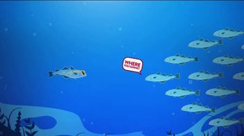 Jack in the Box $4 Fish Sandwich Combo TV Spot, 'It'll Make Everyone a Fish-Lover'