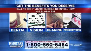 Medicare Assistance Line TV Spot, 'Extra Benefits in 2019' - Thumbnail 6