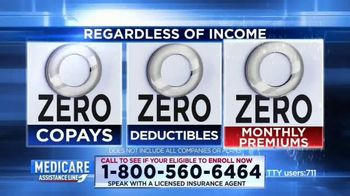 Medicare Assistance Line TV Spot, 'Extra Benefits in 2019' - Thumbnail 3