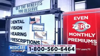 Medicare Assistance Line TV Spot, 'Extra Benefits in 2019' - Thumbnail 5