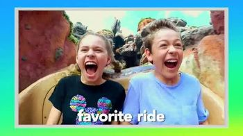 Walt Disney World TV Spot, 'Best Day Ever: Firsts' Featuring Ruby Rose Turner, Dakota Lotus - 119 commercial airings