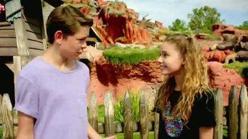 Walt Disney World TV Spot, 'Best Day Ever: Firsts' Featuring Ruby Rose Turner, Dakota Lotus - Thumbnail 3