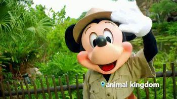 Walt Disney World TV Spot, 'Best Day Ever: Firsts' Featuring Ruby Rose Turner, Dakota Lotus - Thumbnail 7