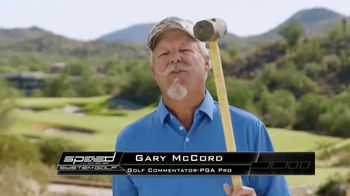 Revolution Golf Speed System TV Spot, \'Increase Driving Distance\' Featuring Gary McCord