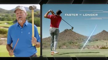 Revolution Golf Speed System TV Spot, 'Increase Driving Distance' Featuring Gary McCord - Thumbnail 4