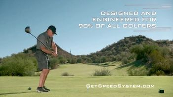 Revolution Golf Speed System TV Spot, 'Increase Driving Distance' Featuring Gary McCord - Thumbnail 6