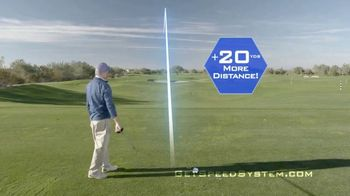 Revolution Golf Speed System TV Spot, 'Increase Driving Distance' Featuring Gary McCord - Thumbnail 8
