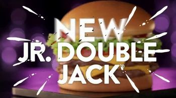 Jack in the Box Jack's $6 Munchie Meal TV Spot, 'Burger Dippers' - Thumbnail 3