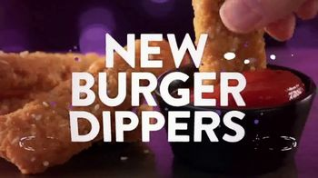 Jack in the Box Jack's $6 Munchie Meal TV Spot, 'Burger Dippers' - Thumbnail 4