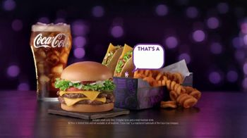 Jack in the Box Jack's $6 Munchie Meal TV Spot, 'Burger Dippers' - Thumbnail 8