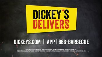 Dickey's BBQ 2-Meat Plates TV Spot, 'Double Up: $24' - Thumbnail 9