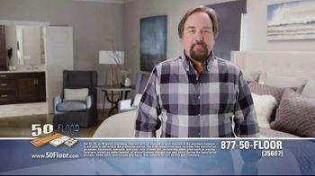 50 Floor TV Spot, 'Upgrade Your Home' Featuring Richard Karn - Thumbnail 1