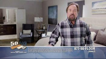 50 Floor TV Spot, 'Upgrade Your Home' Featuring Richard Karn - Thumbnail 3