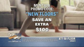 50 Floor TV Spot, 'Upgrade Your Home' Featuring Richard Karn - Thumbnail 5