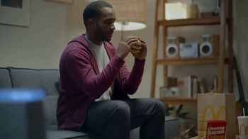 McDonald's Big Mac Bacon TV Spot, 'Voice Assistant' - Thumbnail 2