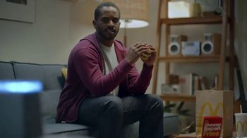 McDonald's Big Mac Bacon TV Spot, 'Voice Assistant'