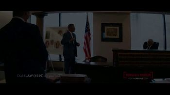 Morgan and Morgan Law Firm TV Spot, 'Fight for Justice' - Thumbnail 10