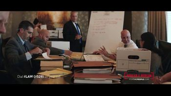 Morgan and Morgan Law Firm TV Spot, 'Fight for Justice' - Thumbnail 8
