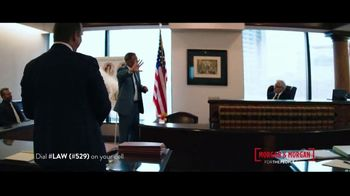 Morgan and Morgan Law Firm TV Spot, 'Fight for Justice' - Thumbnail 9