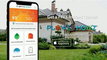 Plowz & Mowz TV Spot, 'Call in the Pros' - Thumbnail 9
