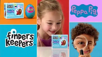 Peppa Pig Finders Keepers TV Spot, 'Excitement Awaits' - Thumbnail 2