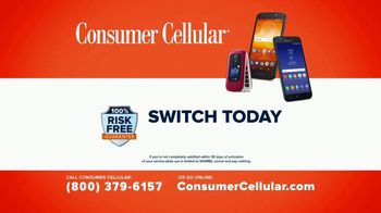 Consumer Cellular TV Spot, '20 Dollars' - Thumbnail 10