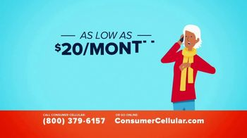 Consumer Cellular TV Spot, '20 Dollars' - Thumbnail 3