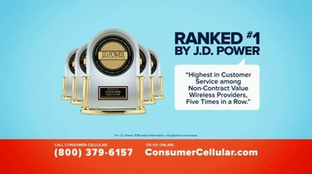 Consumer Cellular TV Spot, '20 Dollars' - Thumbnail 6