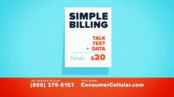 Consumer Cellular TV Spot, '20 Dollars' - Thumbnail 7