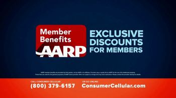Consumer Cellular TV Spot, '20 Dollars' - Thumbnail 8
