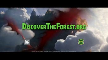 Discover the Forest TV Spot, 'Experience Nature: How to Train Your Dragon' - Thumbnail 8