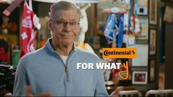 Continental Tire TV Spot, 'For What Dan Does' Feautring Dan Patrick - Thumbnail 10