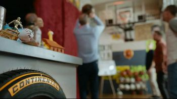 Continental Tire TV Spot, 'For What Dan Does' Feautring Dan Patrick - Thumbnail 9