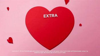 JCPenney Valentine's Day Sale TV Spot, 'More to Love' Song by Redbone - Thumbnail 3