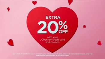 JCPenney Valentine's Day Sale TV Spot, 'More to Love' Song by Redbone - Thumbnail 4