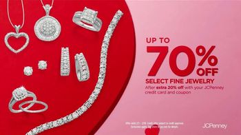 JCPenney Valentine's Day Sale TV Spot, 'More to Love' Song by Redbone