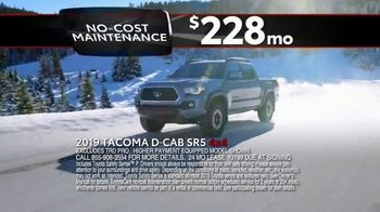 Toyota Washington's Birthday Sales Event TV Spot, 'In the Snow' [T2] - Thumbnail 3