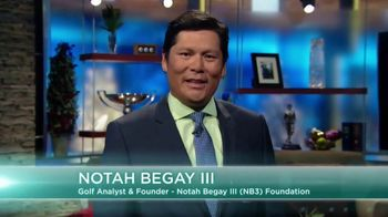 Notah Begay III Foundation TV Spot, 'Help All Kids Live Healthy Lives'