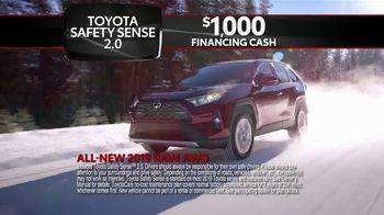 Toyota Washington's Birthday Sales Event TV Spot, 'No Additional Cost Benefits' [T2] - Thumbnail 3