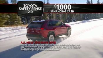 Toyota Washington's Birthday Sales Event TV Spot, 'No Additional Cost Benefits' [T2] - Thumbnail 4