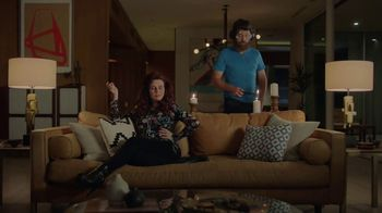Sling TV Spot, 'Set the Mood' Featuring Nick Offerman, Megan Mullally - Thumbnail 2