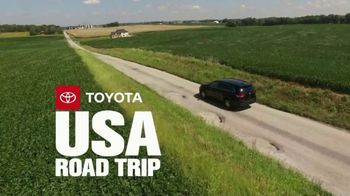 Toyota TV Spot, 'USA Road Trip: Tennessee' [T2]