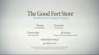 The Good Feet Store TV Spot. 'My Good Feet Story: Michael' - Thumbnail 8