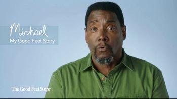 The Good Feet Store TV Spot. 'My Good Feet Story: Michael' - Thumbnail 2