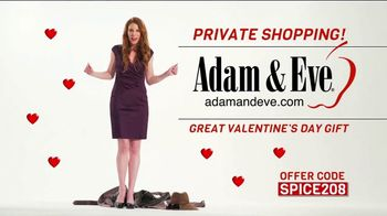 Adam & Eve TV Spot, 'No Need to Hide Anymore: Valentine's Day' - Thumbnail 3