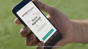 Quicken Loans Rocket Mortgage TV Spot, 'Simple Moments' Feat. Rickie Fowler - Thumbnail 10